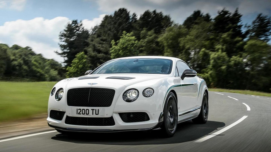 Bentley Continental GT3-R headed to Pebble Beach, will cost over $300k