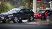 Volvo V60 Cross Country spotted undisguised in Spain