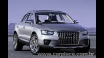 Novo Crossover Audi Q5 será apresentado no dia 19 de abril