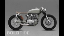 Vagabund Honda CB450 Motorcycle