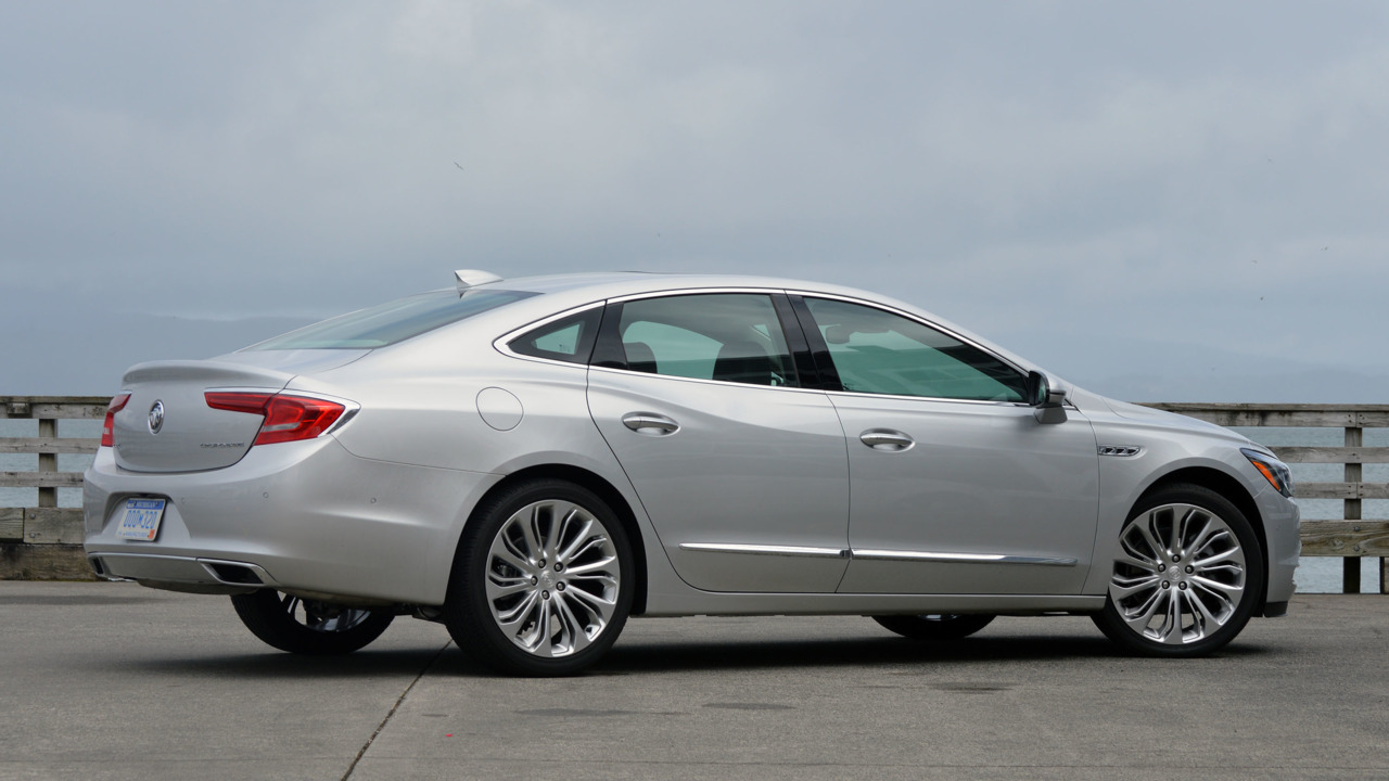 2017 Buick LaCrosse: First Drive