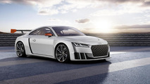 Audi TT clubsport turbo concept heading to Worthersee with 600 PS e-turbo engine
