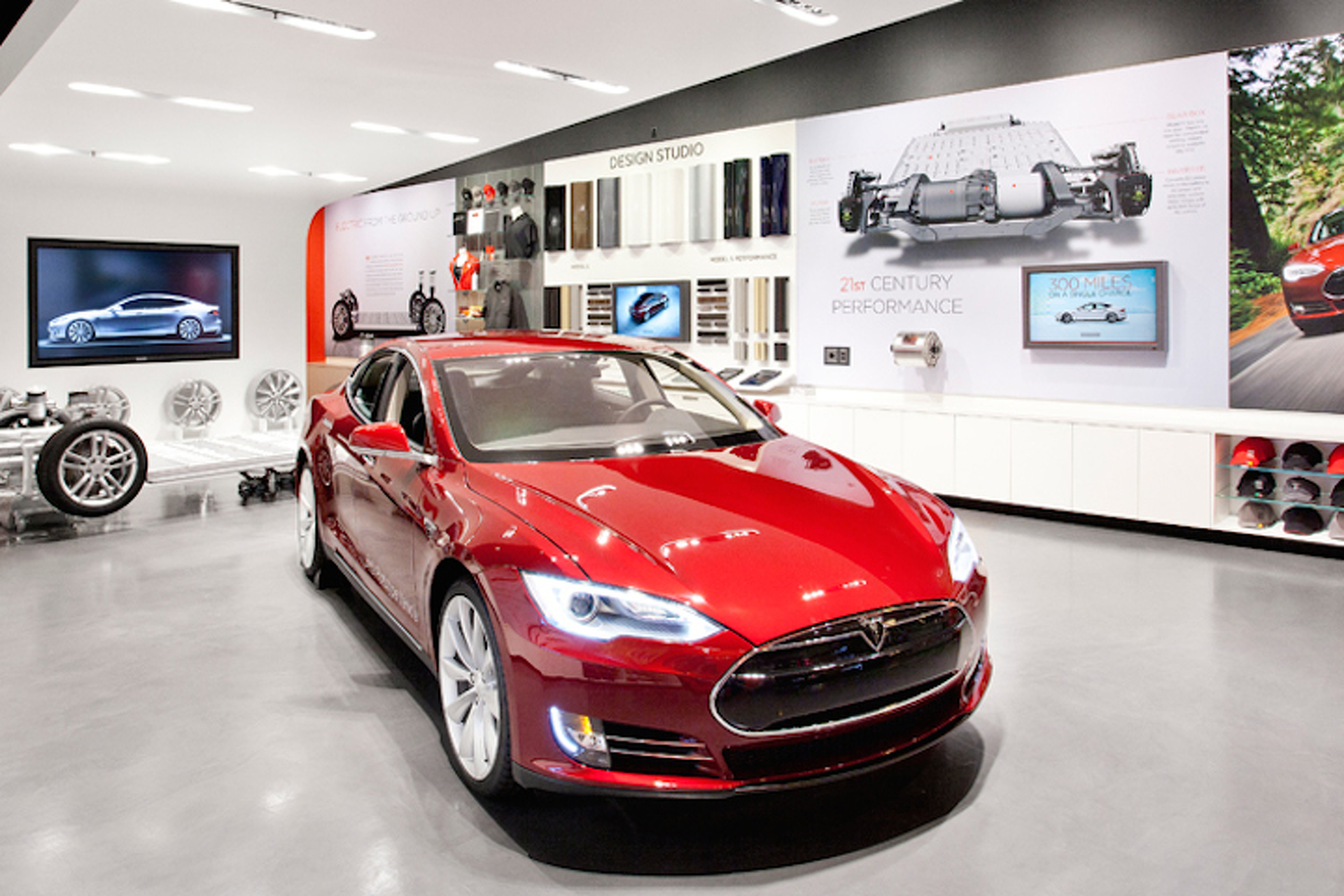 Georgia Latest State To Take Aim at Tesla Showrooms