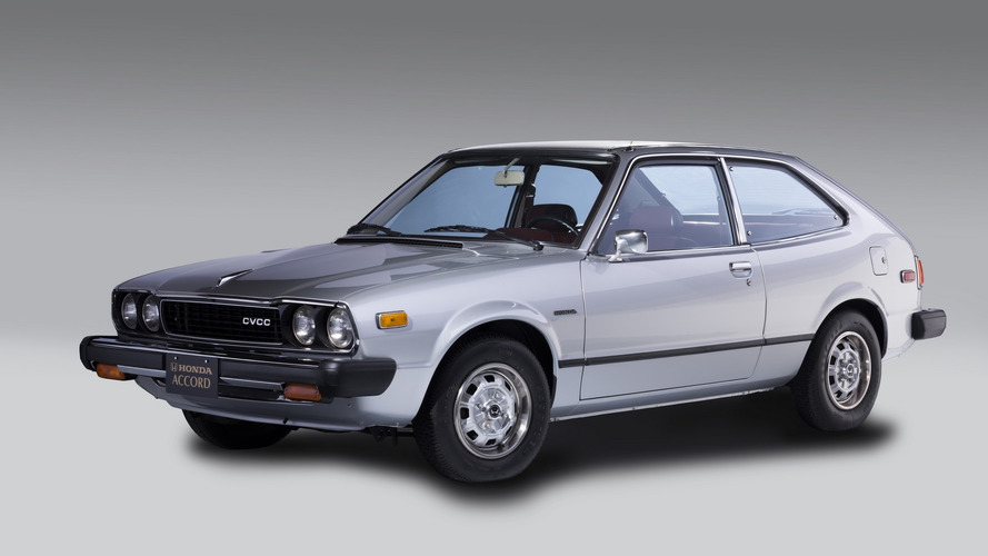 Honda Accord is 40 years old, check out these infographics
