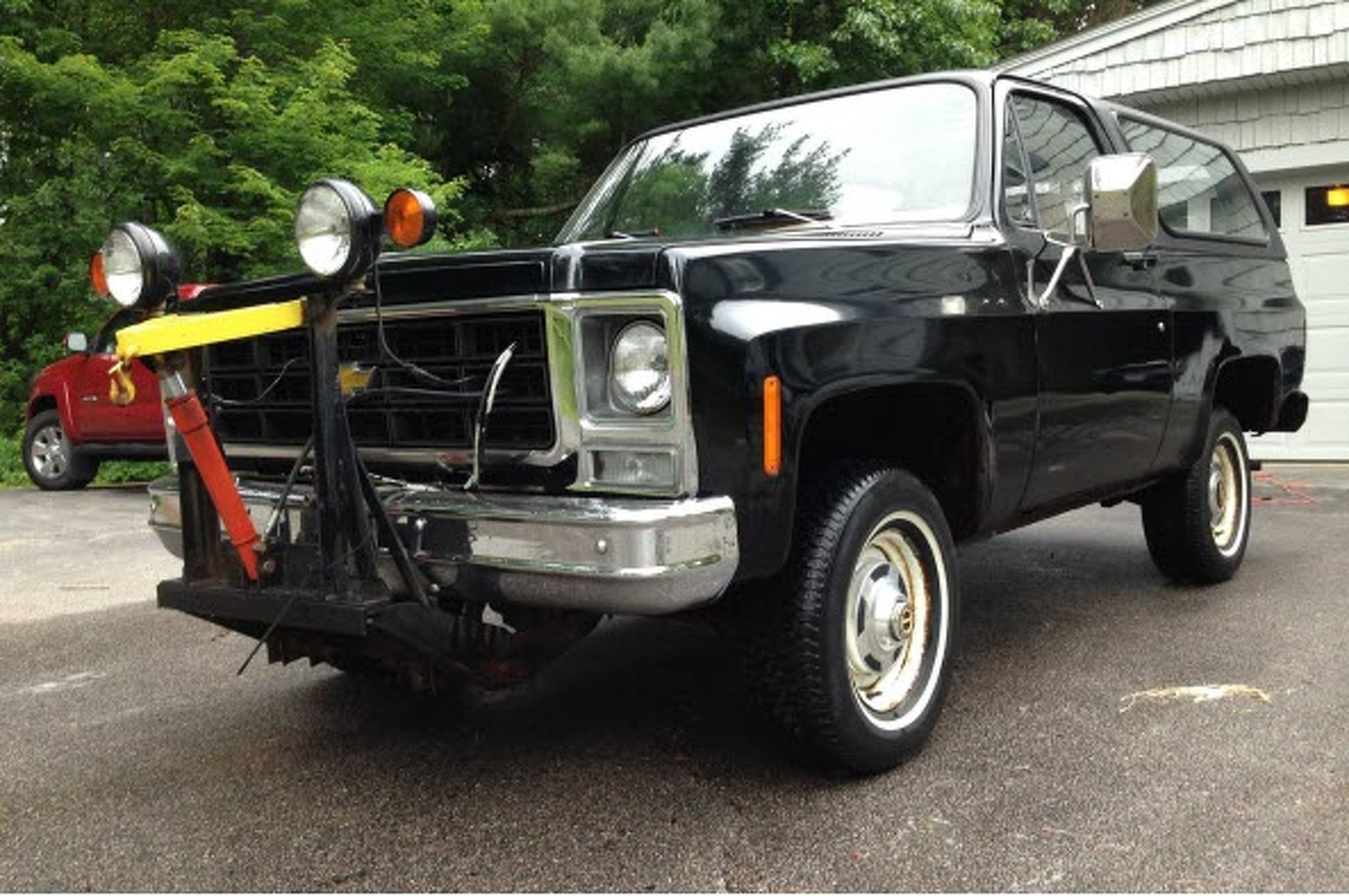 Project Chevy Blazer Update: Incontinent No More