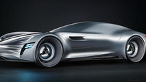 Mercedes-Benz Gullwing resurrected through impressive design study