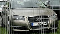 Audi A3 Facelift Spy Photos