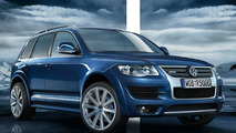 Volkswagen Touareg R50 World Premiere