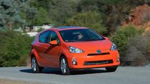 2012 Prius c pricing starts at $18,950 [US]
