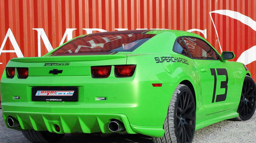Chevrolet Camaro SS by GeigerCars