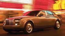 Rolls Royce Phantom Updated for 2009