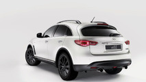 Infiniti FX Limited Edition Announced for UK