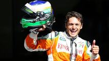 Force India will not repeat 2009 Spa domination - Sutil
