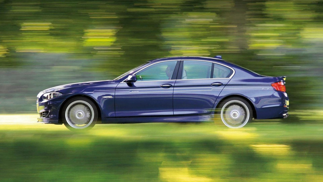 BMW Alpina B5 BiTurbo sedan 23.02.2011