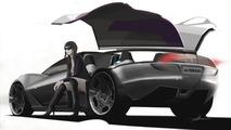 Ghepardo concept, De Tomaso Pantera revival, 1300, 25.08.2010