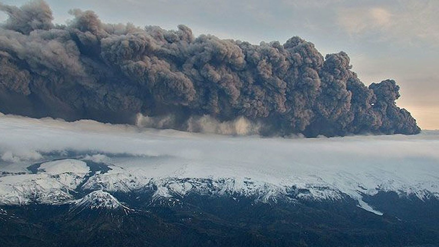 Volcanic ash cloud to again affect F1 world