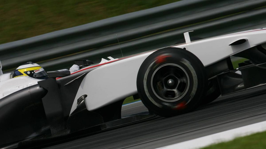 Sauber needs sponsors to boost 2010 car - de la Rosa