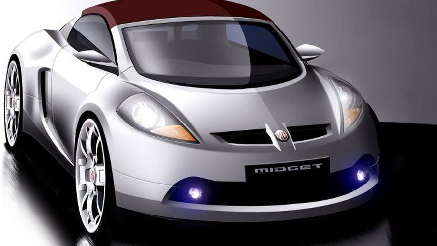 MG Roadster to arrive before the end of the decade - report