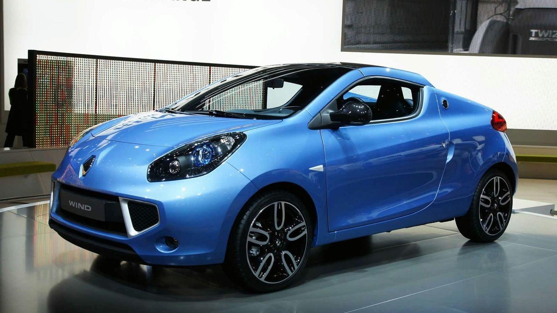 Renault Breaks Wind Within Geneva Halls