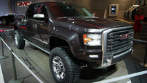 GMC Sierra HD blasts into Detroit [video]
