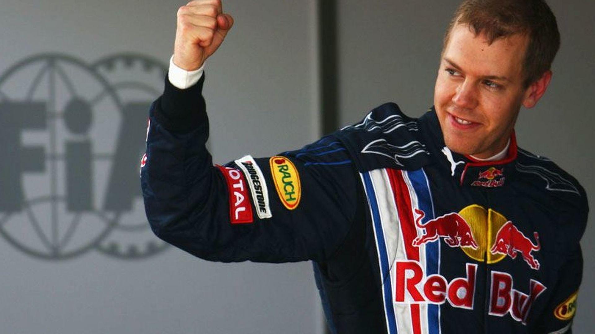Vettel agrees new points system not radical