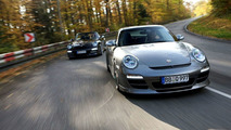 TechArt Aerokit I for Porsche 911 MY 2009