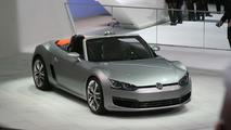 VW Concept BlueSport video