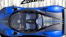 Pagani Zonda HH unofficial renderings, 1024, 02.08.2010