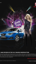 SEAT Ibiza Good Stuff special edition celebrates partnership with Shakira