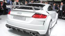 Audi TT Quattro Sport Concept surprises Geneva crowd with 420 HP