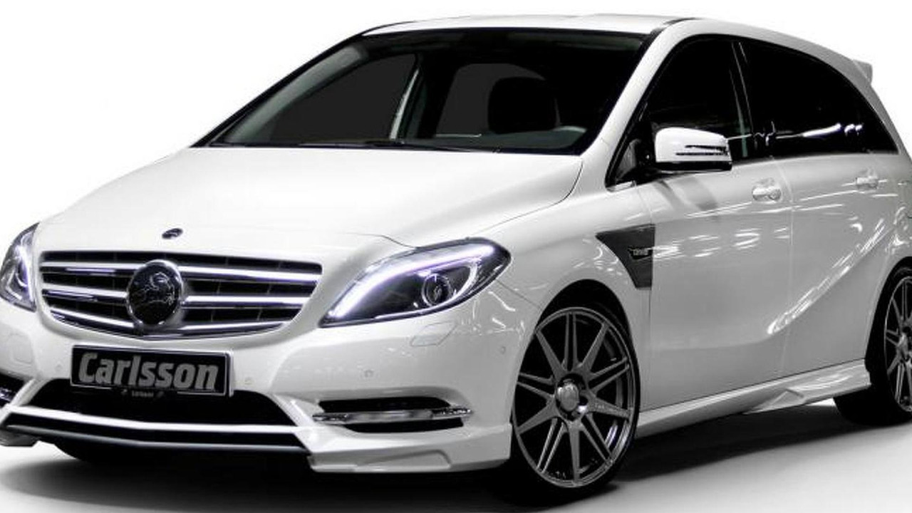 Mercedes B-Class by Carlsson 12.8.2013
