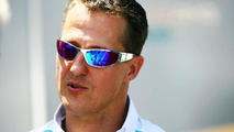 Expert alarmed at Schumacher weight loss