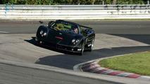 Pagani Zonda F Breaks Nurburgring Production Car Lap Record