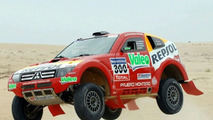 Dakar changed to Central Europe Rally