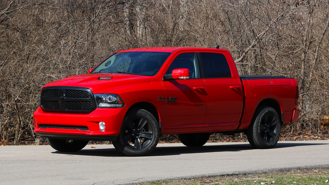 2017 ram 1500 review great truck great engine great refinement. Black Bedroom Furniture Sets. Home Design Ideas