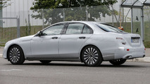 2016 / 2017 Mercedes E-Class spy photos