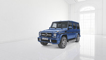 Mercedes G-Class gains new designo options