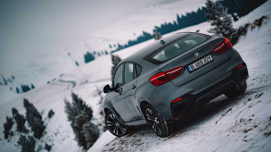 BMW X6 conquers clear Romanian roads in stunning short film