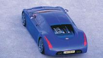 1999 Bugatti Chiron concept