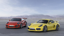 Porsche 911 GT3 RS hits the Nardo track [video]