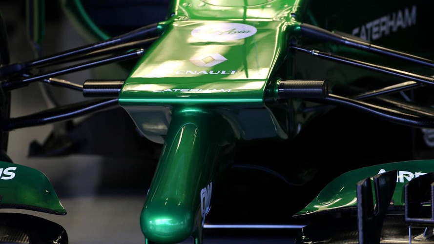 Ravetto confirms new nose for Caterham at Spa