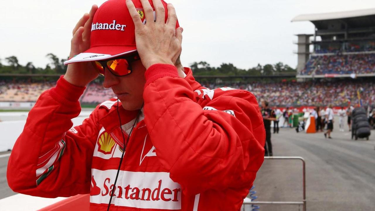 Kimi Raikkonen (FIN), 20.07.2014, German Grand Prix, Hockenheim / XPB
