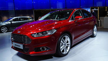 2015 Ford Mondeo at 2014 Paris Motor Show
