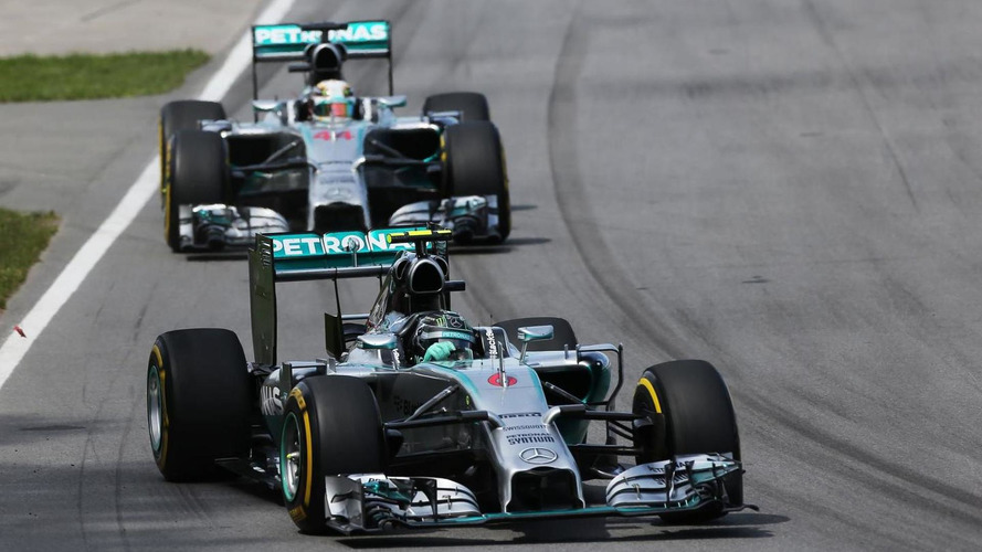 Mercedes has 'duty' to let drivers race - Head
