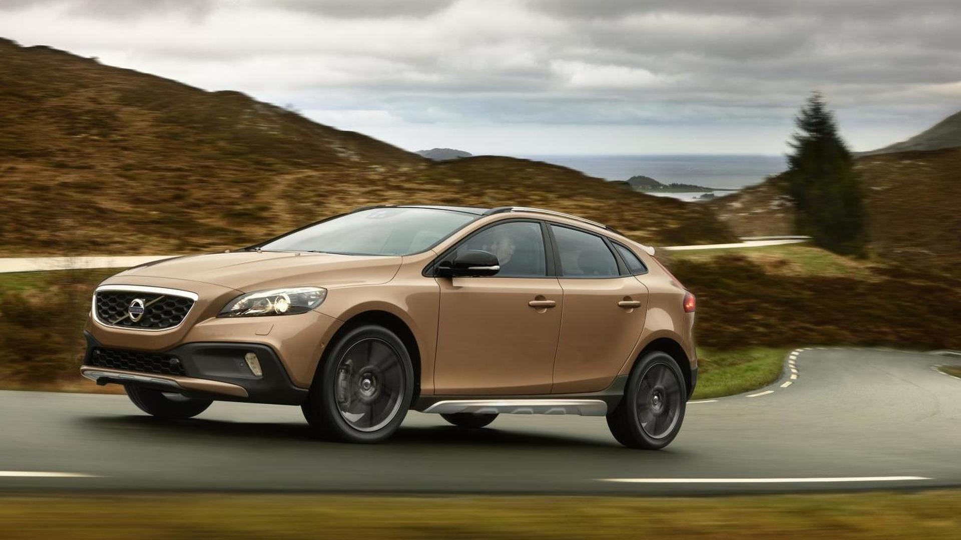 Volvo announces smaller crossover planned, likely the XC40