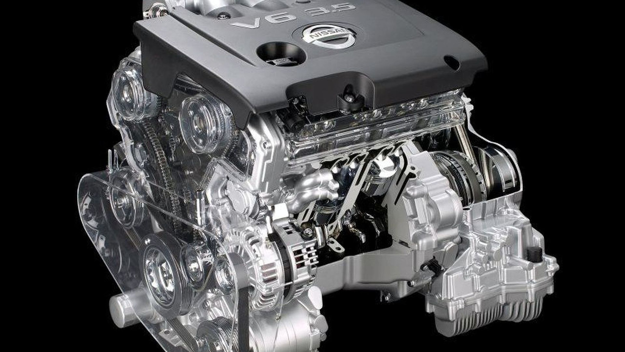 Nissan VQ-HR Engine for G35 and Skyline