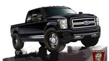 Ford F-250 from Hulst Customs 31.10.2013