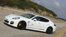 GEMBALLA GTP 700 based on the Porsche Panamera Turbo