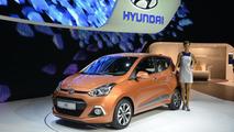 2014 Hyundai i10 live in Frankfurt 10.09.2013
