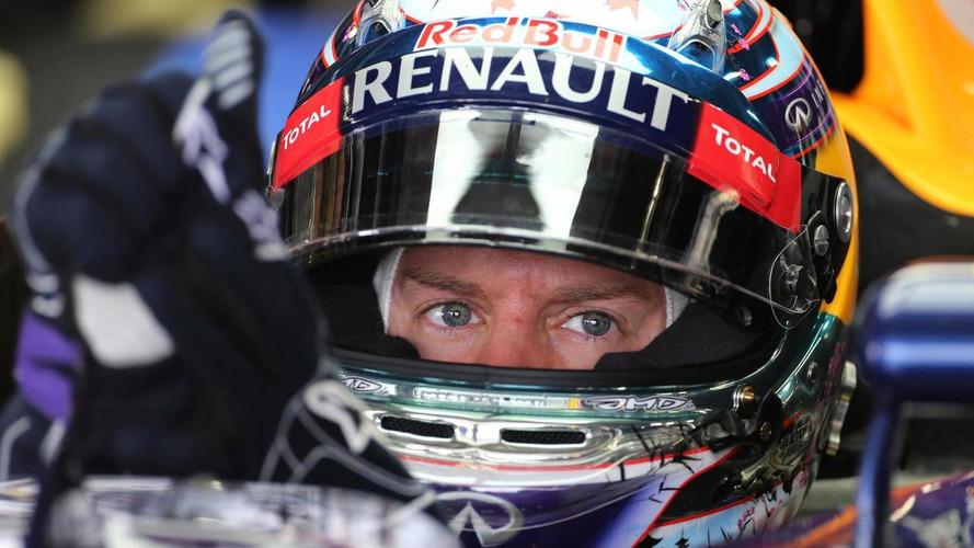 Fan apologised for Vettel booing - Horner